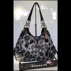 New. Coach women's Ocelot Bag